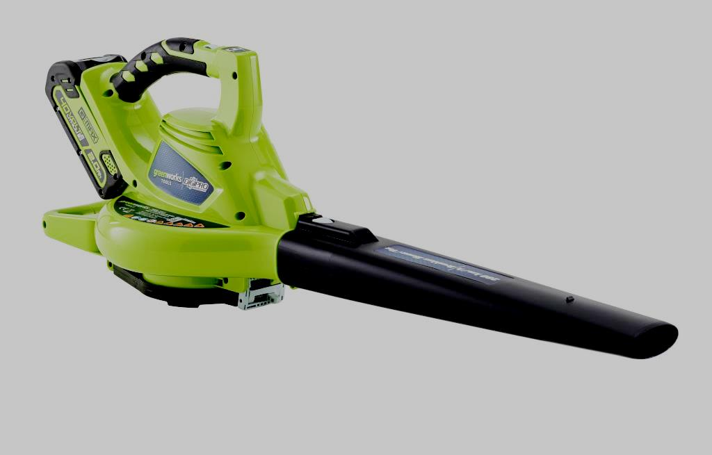 Greenworks GD 40 BVK 4