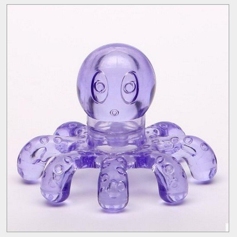 Hand-Held Octopus Effective Massage