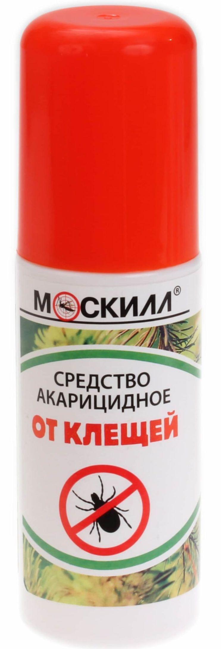 Москилл Антиклещ-спрей