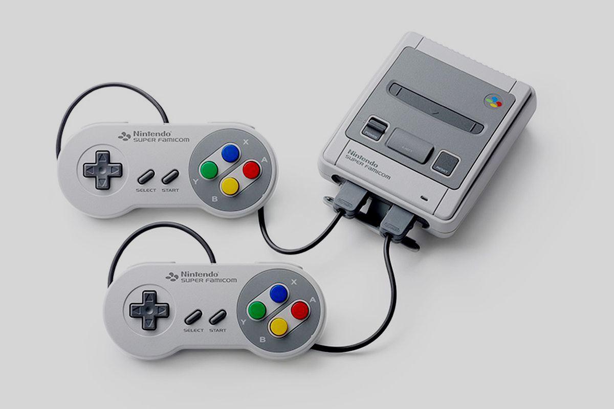 NES/SNES Classic