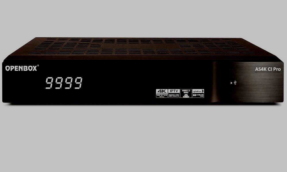 Open Box AS 4 K CI Pro