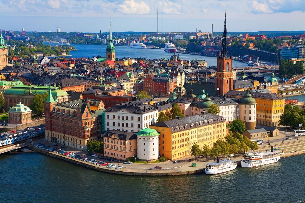 Норвегия (Осло)