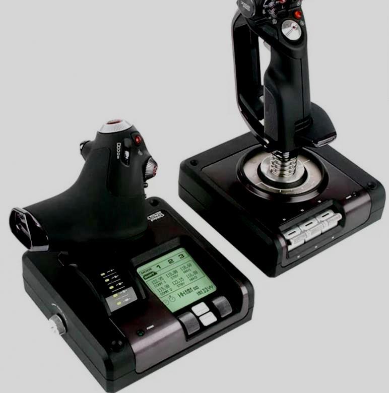 Saitek X 52 Flight Control System