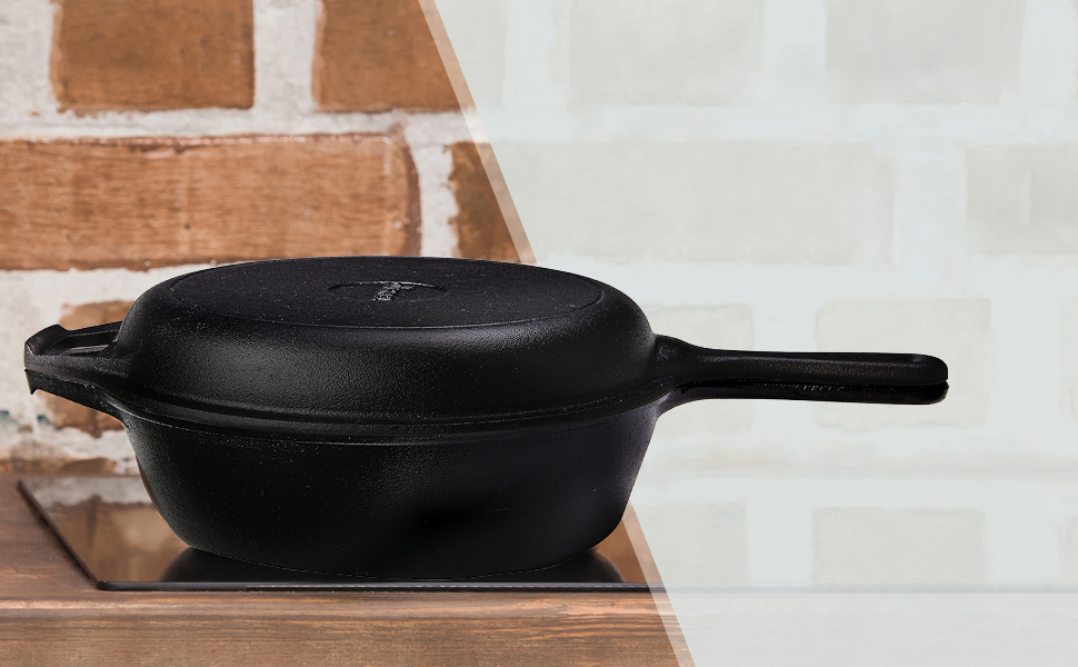 Набор чугунных сковородок OBERHOF GUSSEISEN