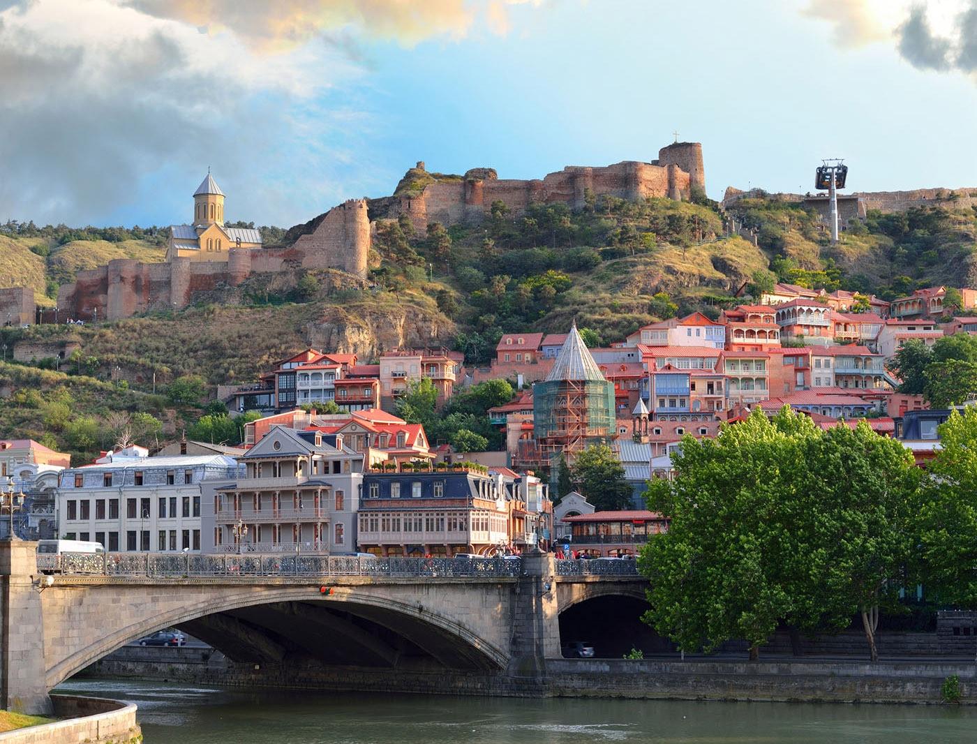 Грузия (Тбилиси)