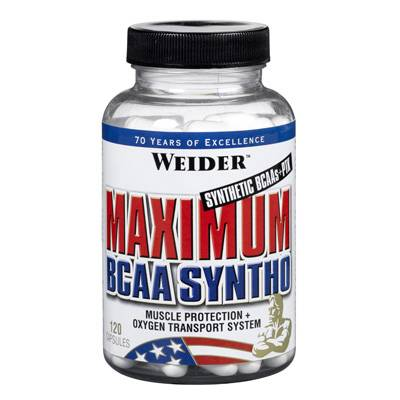 Weider Maximum BCAA Syntho