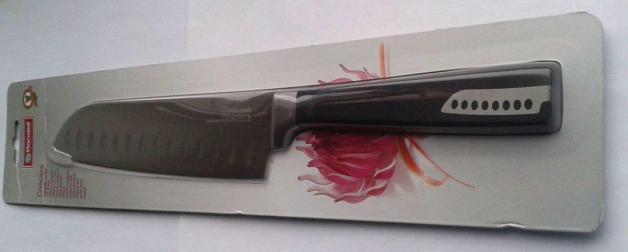 RD - 687 Нож Santoku Cascara 17,8 см