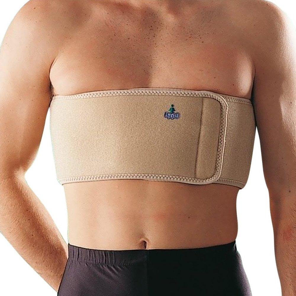 Бандаж послеоперационный для грудной клетки мужской средней фиксации фирмы OPPO Medical