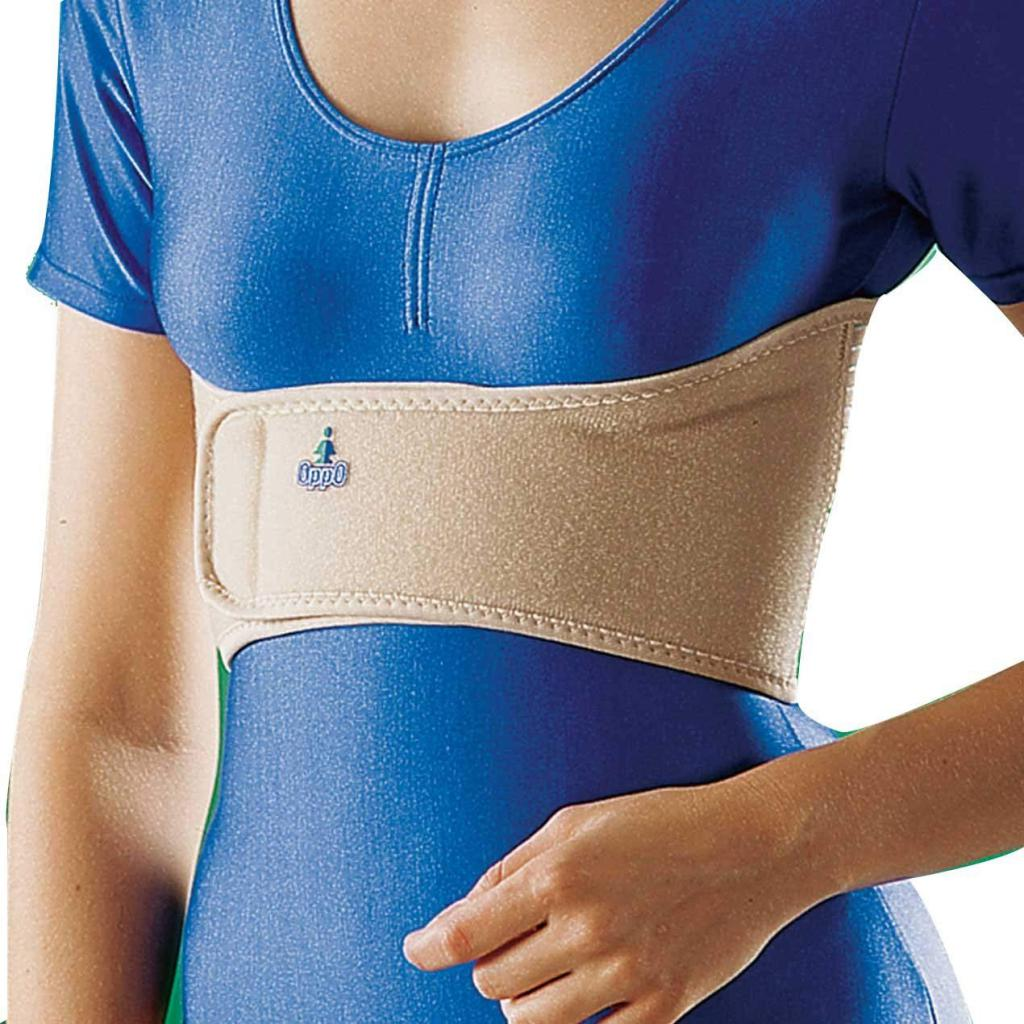 Бандаж послеоперационный для грудной клетки женский средней фиксации фирмы OPPO Medical