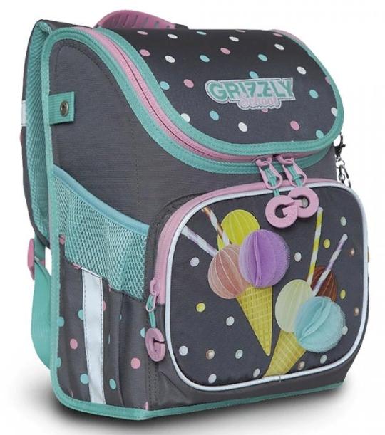 GRIZZLY RAl-194-5 – рюкзак школьный