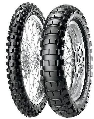 Pirelli 120/70r19 Scorpion Rally 60t Tl M+S