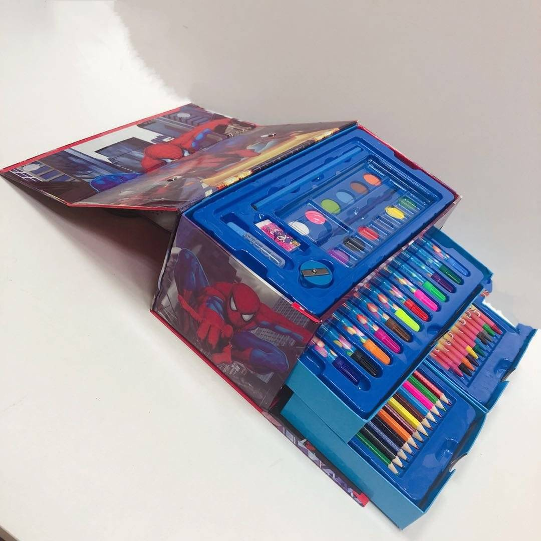 Детский набор для рисования, 54 предмета