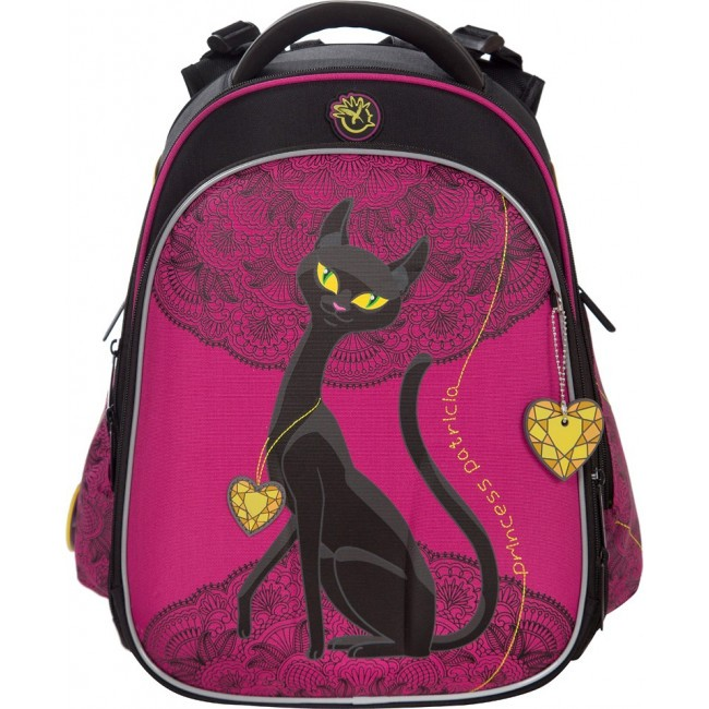 Hummingbird Teens T108(Pi) Черная Кошка розовый