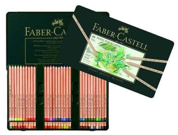 Faber-Castell, Pitt 60 шт (112160)