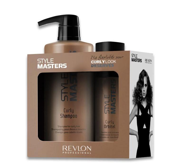 Revlon Masters Curly