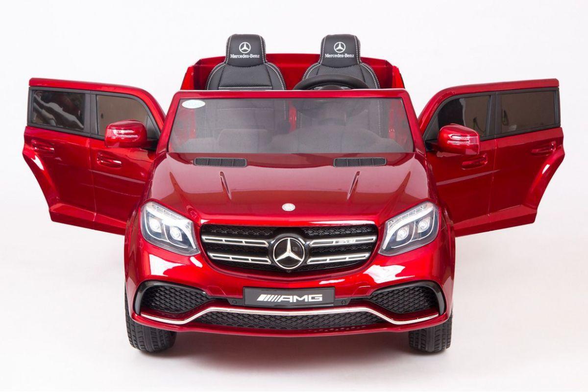 Cool Cars Mercedes-Benz GLS63 4WD