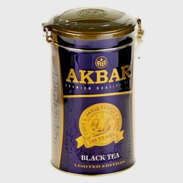 Akbar Gold (подарочный набор)