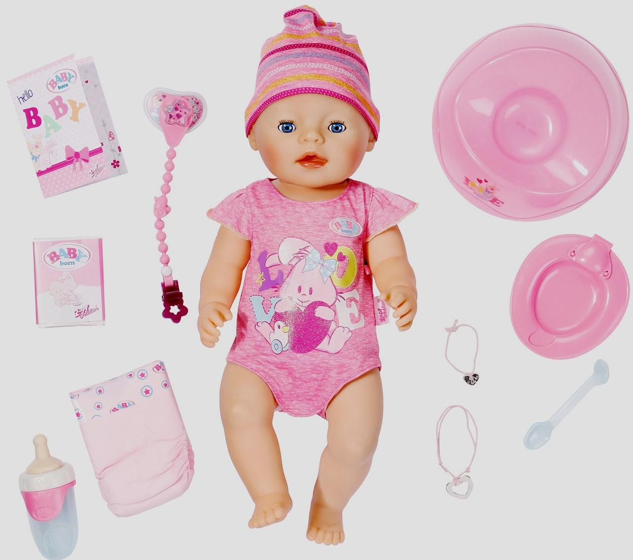 BABY Born от Zapf Creation 43 см