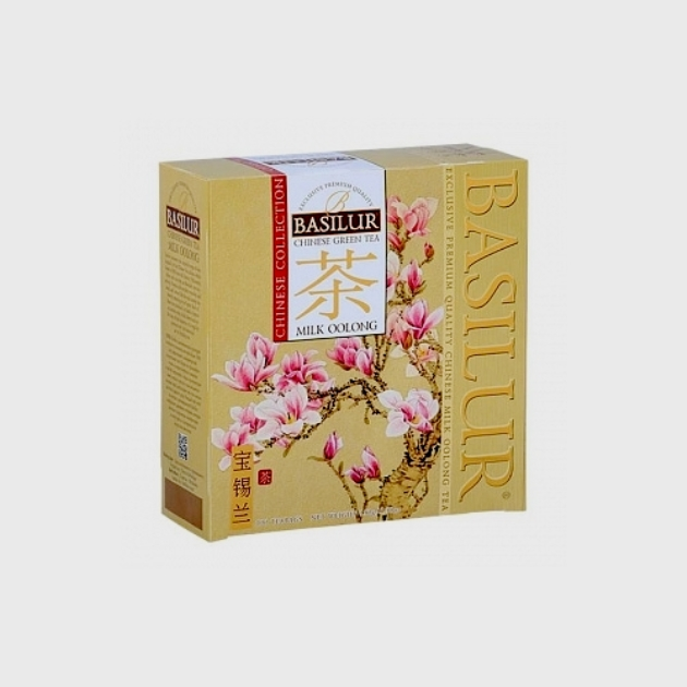 Basilur Chinese collection Milk oolong