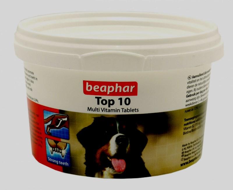 Beaphar Top 10 Multi Vitamin Tabs
