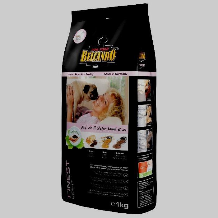 Belcando (1 кг) Finest Light для пожилых собак или собак с избыточным весом мелких и средних пород