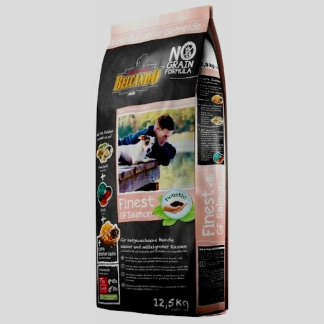Belcando Finest GF Salmon для собак мелких и средних пород