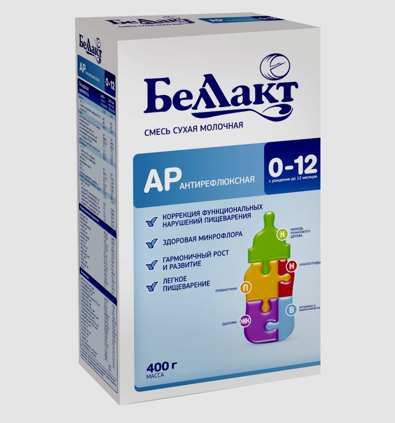Беллакт АР (с рождения до 12 месяцев) 400 г