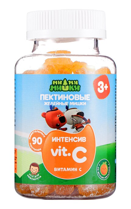 Ми-ми-мишки Интенсив витамин С