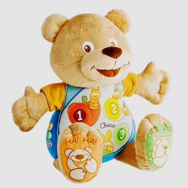 Chicco Говорящий мишка Teddy