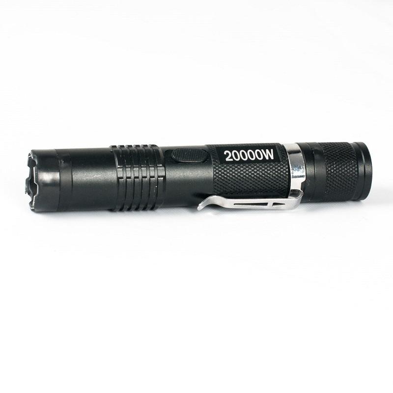 Электрошокер-фонарик FOX M11