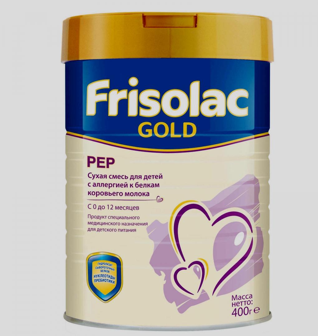Friso Frisolaс Gold PEP (с 0 до 12 месяцев) 400 г