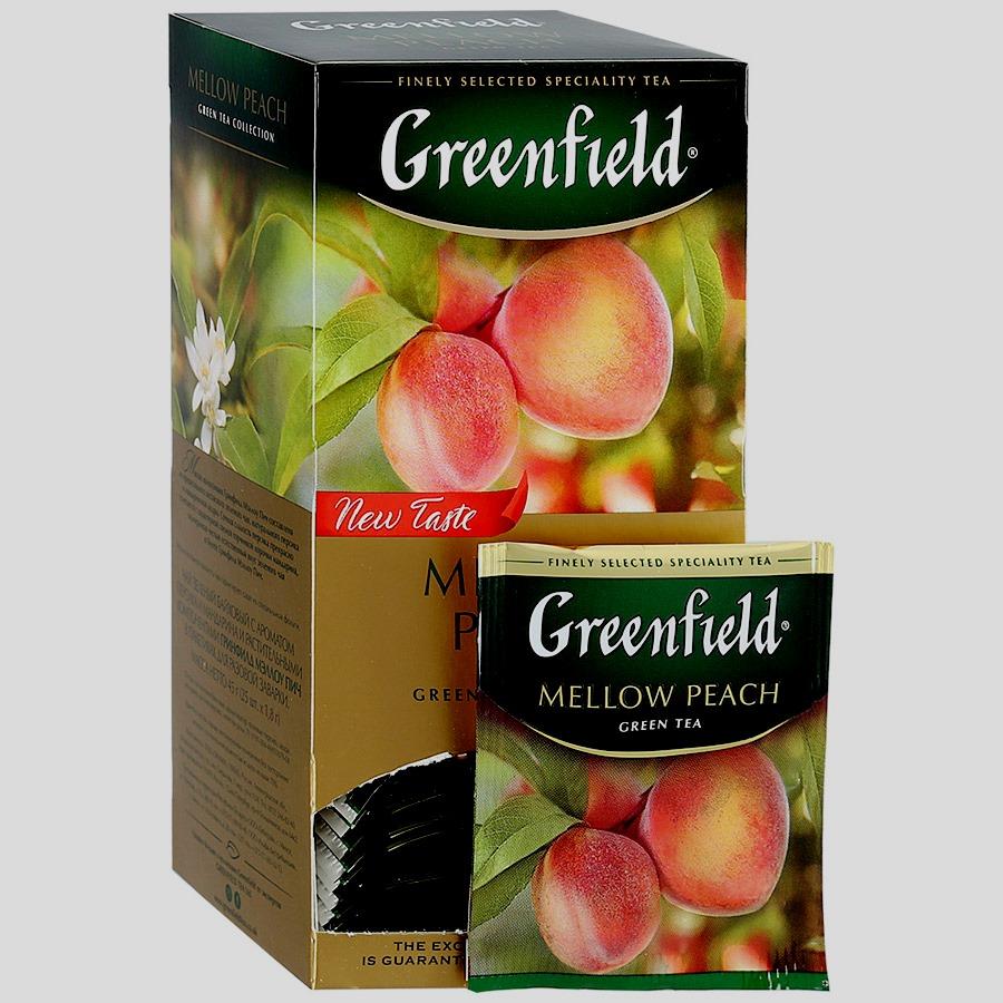 Greenfield Mellow Peach