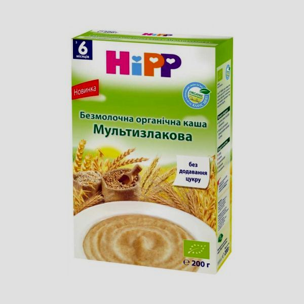 HiPP (безмолочная)