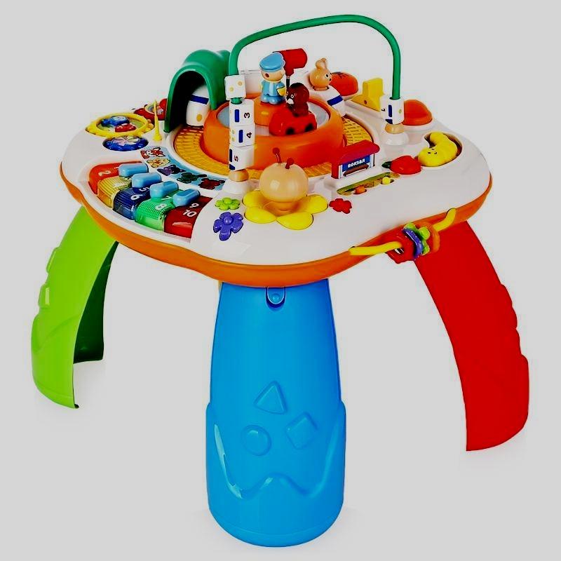 Игровой столик «Жирафики» Мир приключений