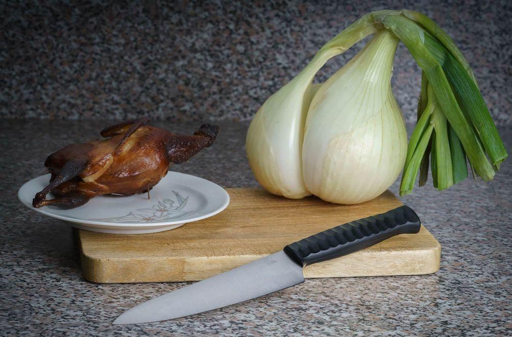Нож Owl Knife CH 210 F