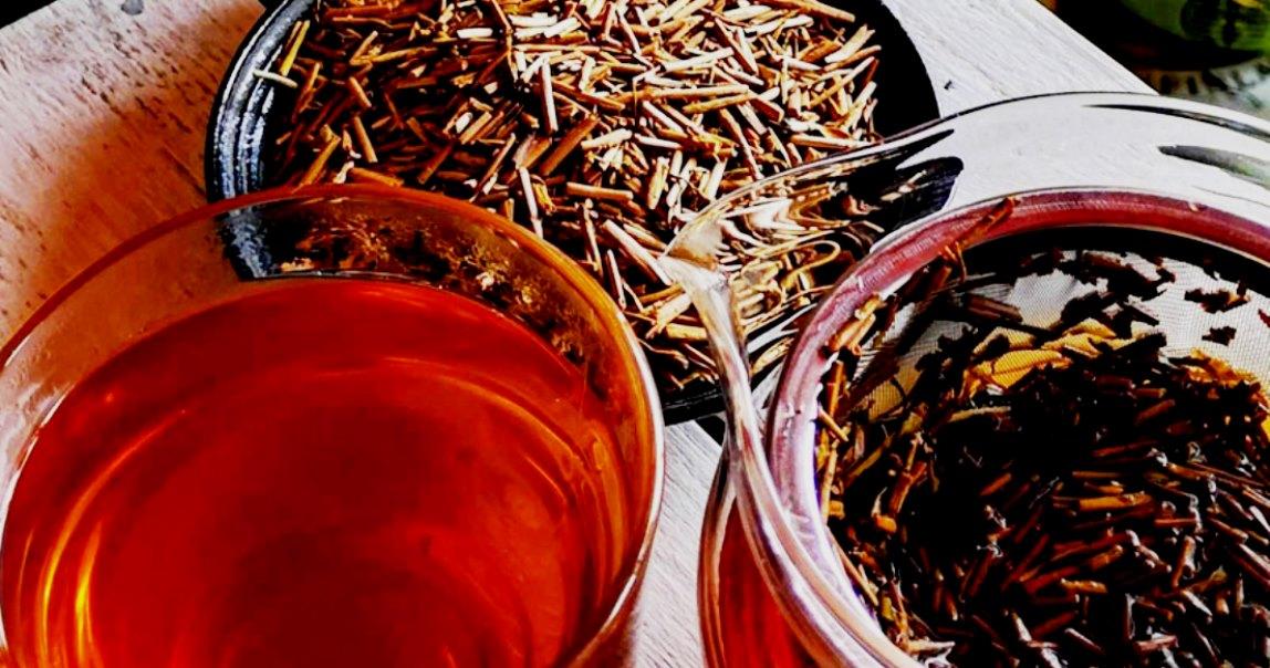 Конача и Ходжича (Hojicha) – жареный чай