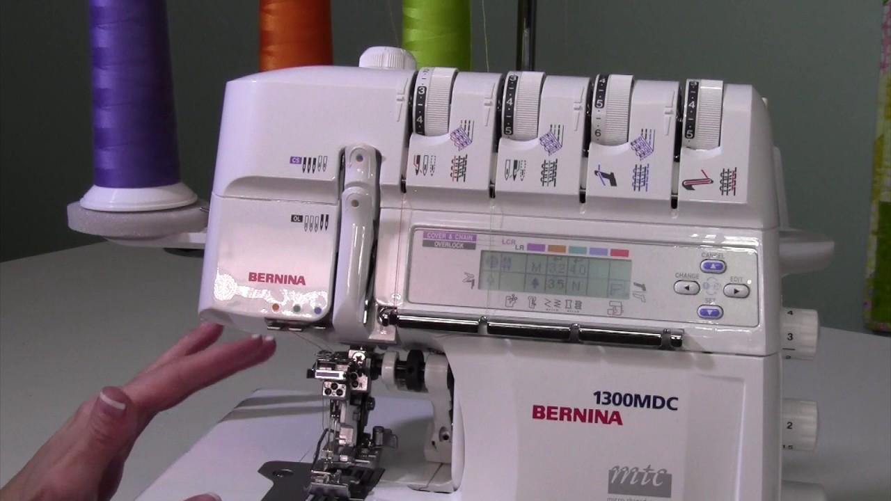Bernina 1300MDC