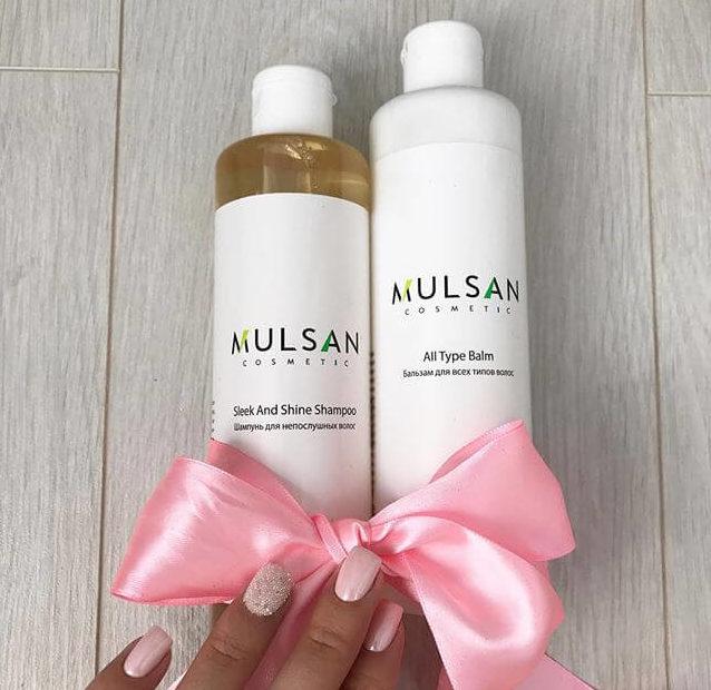 Mulsan Cosmetic Sleek and Shine