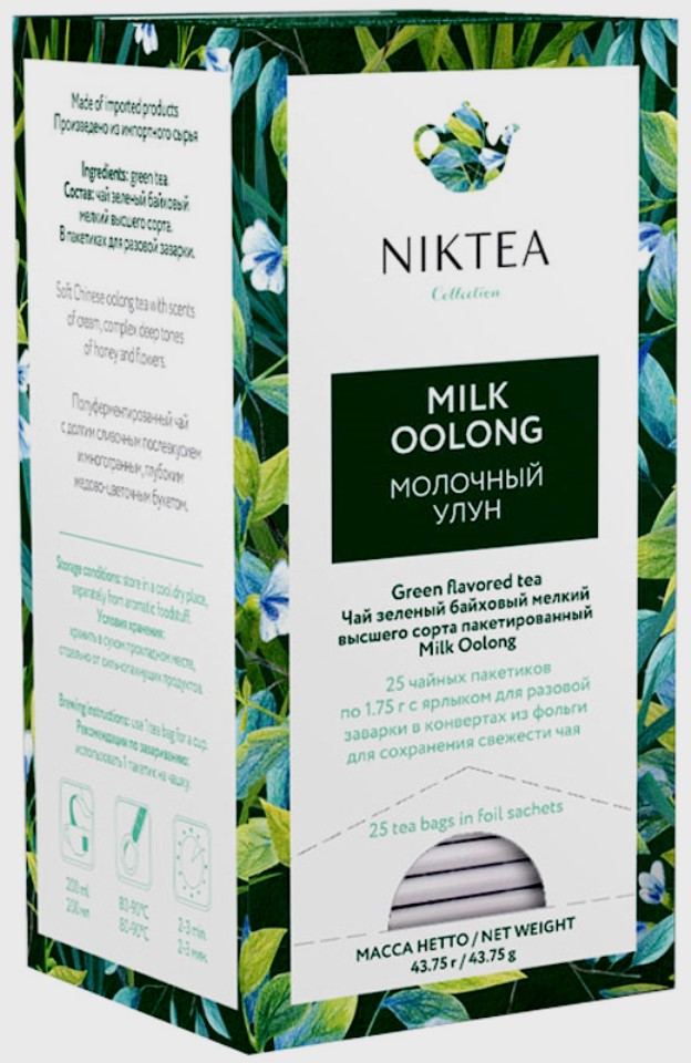 Niktea Milk oolong