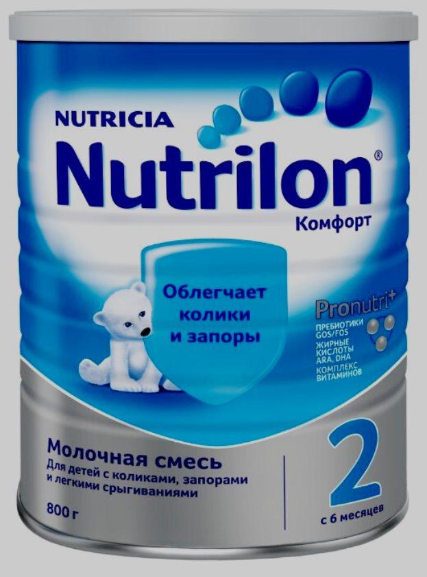 Nutrilon (Nutricia) Комфорт (c 6 месяцев) 800 г