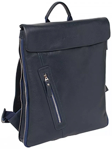 Ramsey Dark Blue – рюкзак-сумка для ноутбука 14″