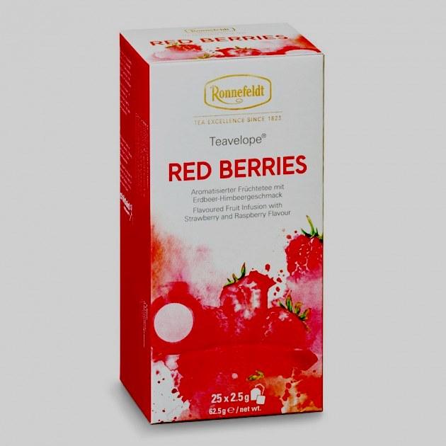 Ronnefeldt Teavelope Red Berries