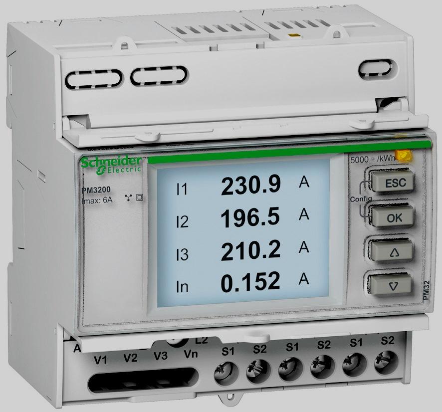 Schneider Electric iEM 3000