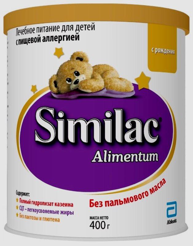 Similac (Abbott) Alimentum (с рождения) 400 г