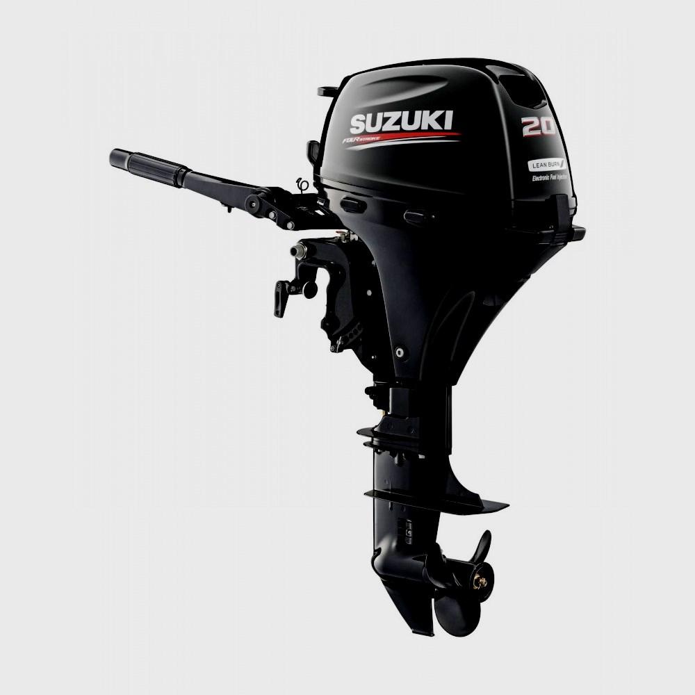 Suzuki DF 20 AS