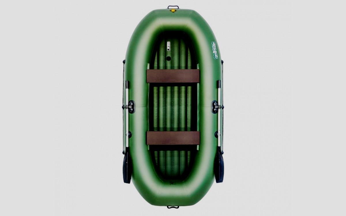 «Таймень» V – 290 НД (2,9 м)