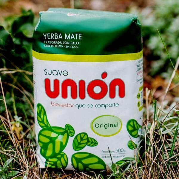 Union Yerba mate suave Original