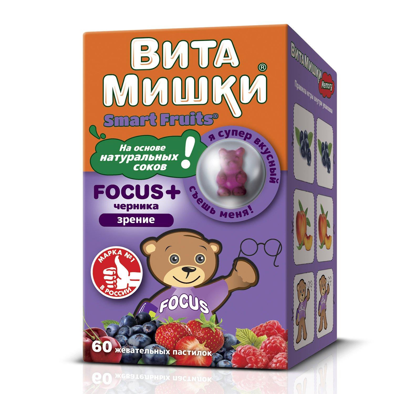 Вита Мишки Focus + черника