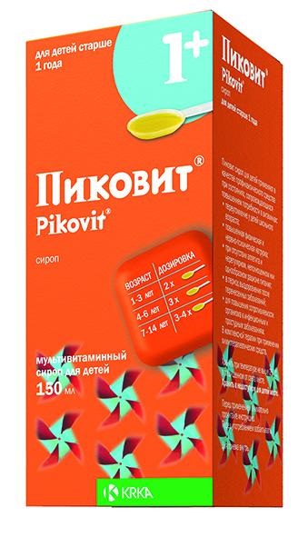 Сироп Пиковит