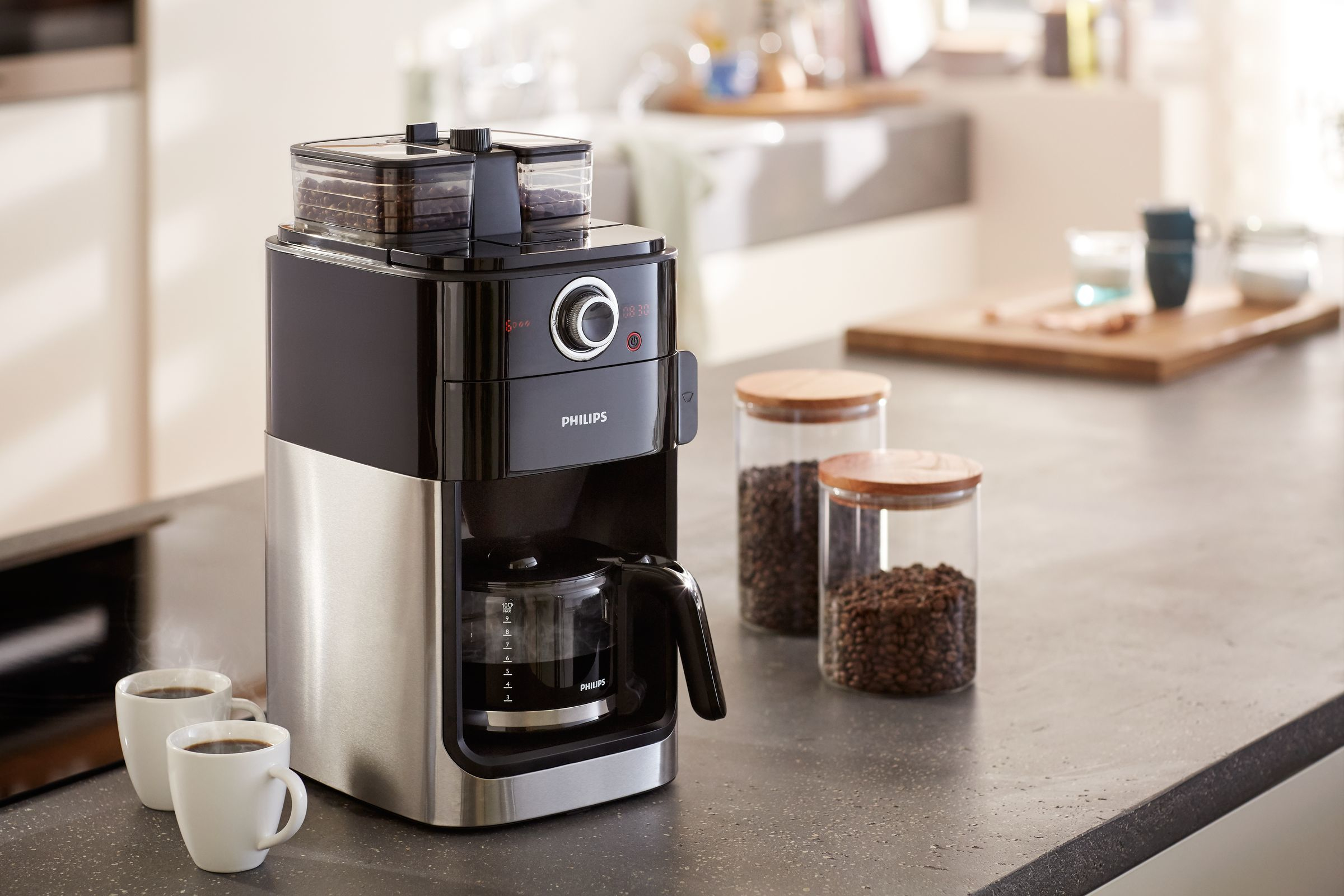 Philips HD7769 Grind & Brew